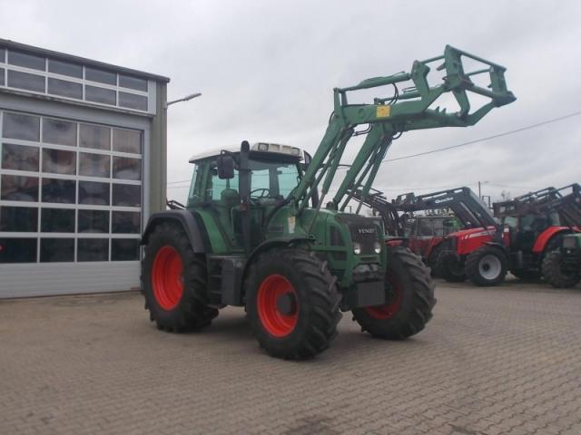 Tractor Fendt 7c1c4c Vario
