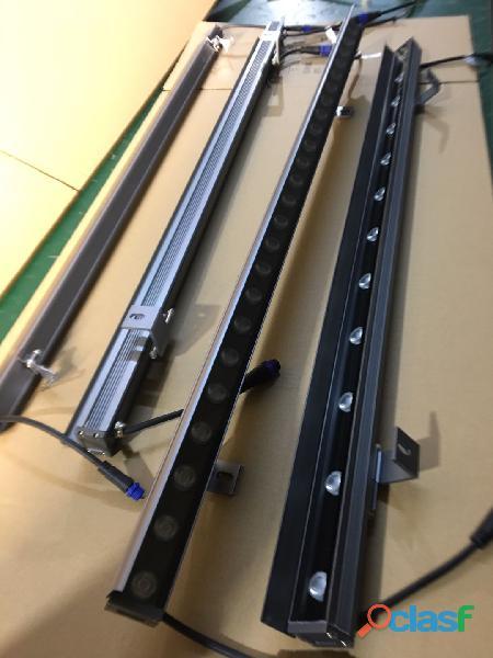Bañador de pared LED, Focos Proyectores lineales Led 4