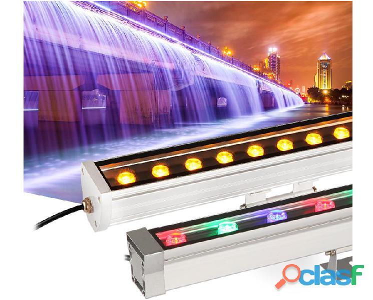 Bañador de pared LED, Focos Proyectores lineales Led 7