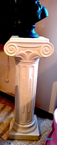 Columna pedestal estilo jonico 2
