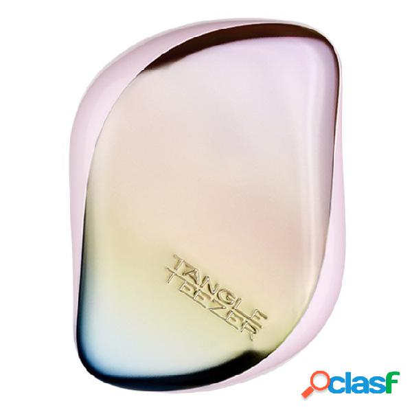 Tangle teezer compact styler hairbrush - matte pearlescent chrome