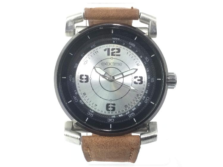 Reloj pulsera caballero exactime classic line