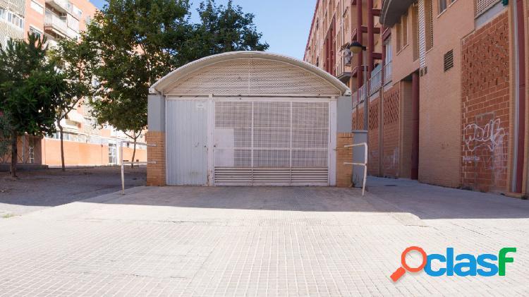 Se vende plaza de garaje en la Cooperativa San Francisco de Borja (500 viviendas)