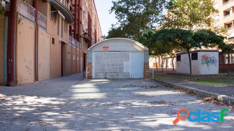 Se vende plaza de garaje en la Cooperativa San Francisco de Borja (500 viviendas) 1