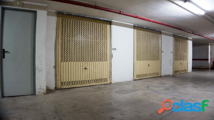 Se vende plaza de garaje en la Cooperativa San Francisco de Borja (500 viviendas) 2