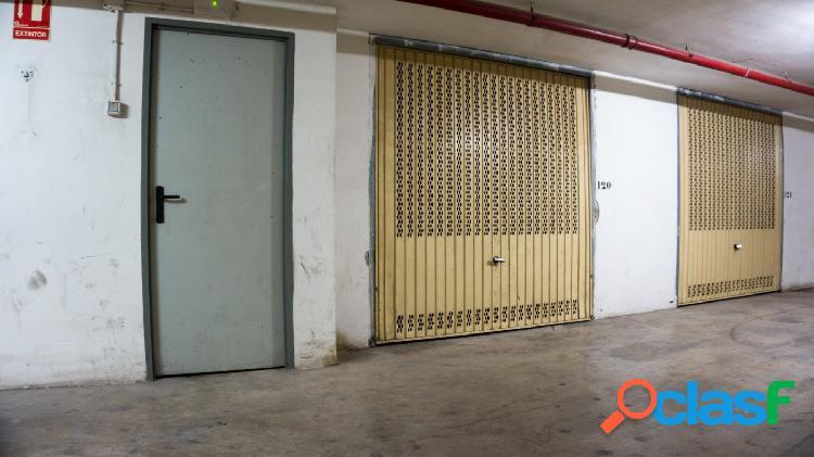 Se vende plaza de garaje en la Cooperativa San Francisco de Borja (500 viviendas) 3