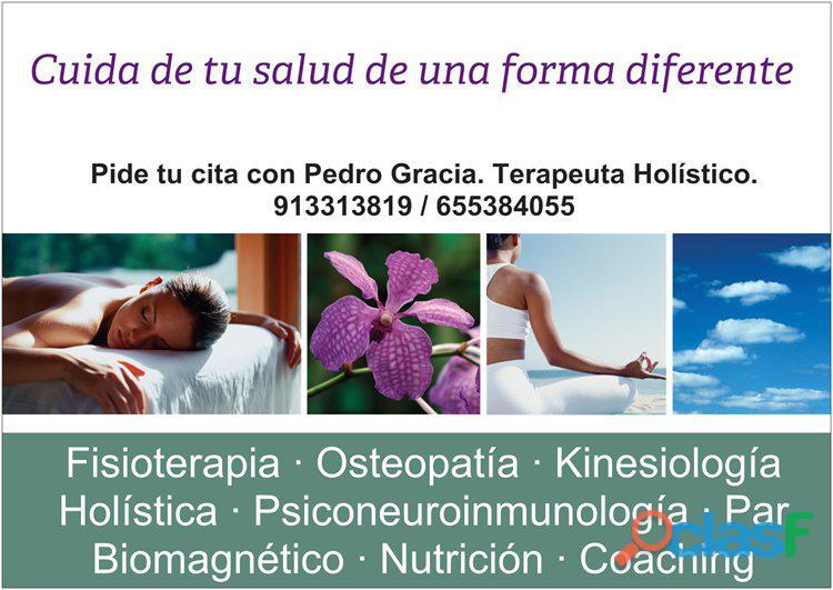 Fisioterapia y Salud Holística