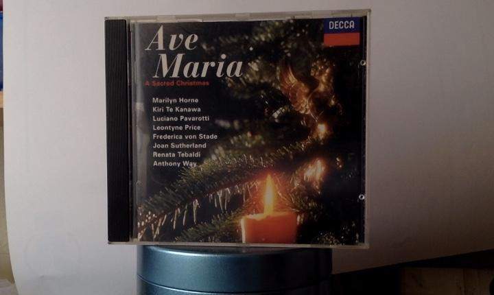 Ave maria - a sacred christmas - 1995 - horne,sutherland,
