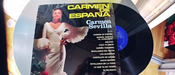 Carmen sevilla-lp carmen de españa