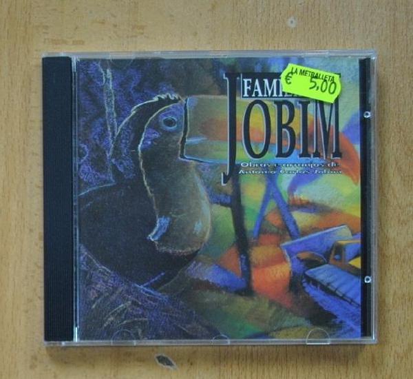 Familia jobim - familia jobim - cd