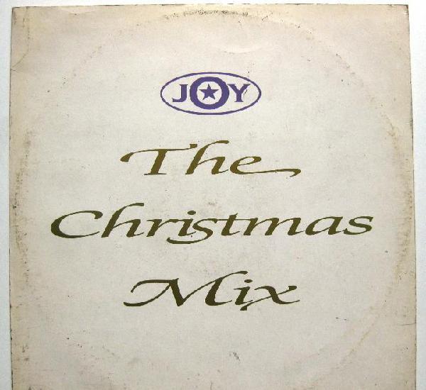 Joy - the christmas mix - maxi ladyland records 1991 germany