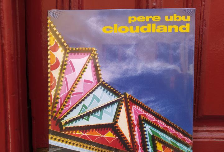 Pere ubu–cloudland. lp vinilo precintado.
