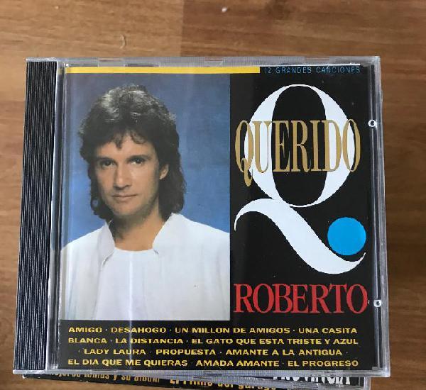Roberto carlos - querido roberto - cd dony 1993