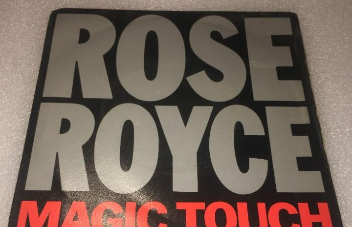 Single rose royce - magic touch - safe and warm - khan 21