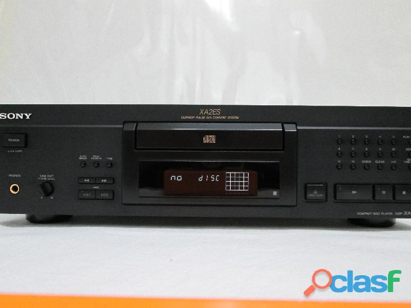 REPRODUCTOR DE CD SONY CDP XA2ES