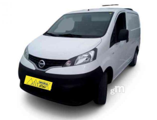 Nissan nv200 evalia 1.5 dci 90 cv acenta 90cv diésel
