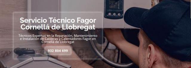 Servicio técnico fagor cornellá de llobregat 934 242 687