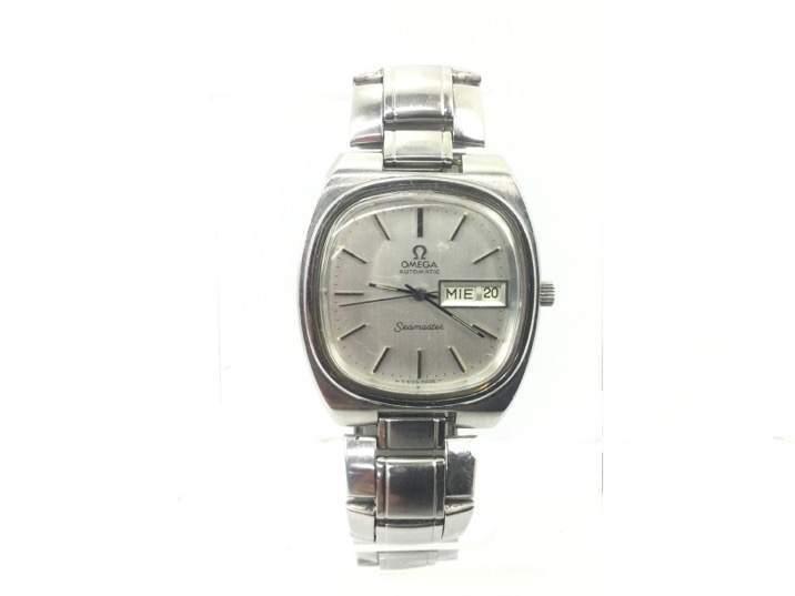 Reloj alta gama unisex omega seamaster day date automatic