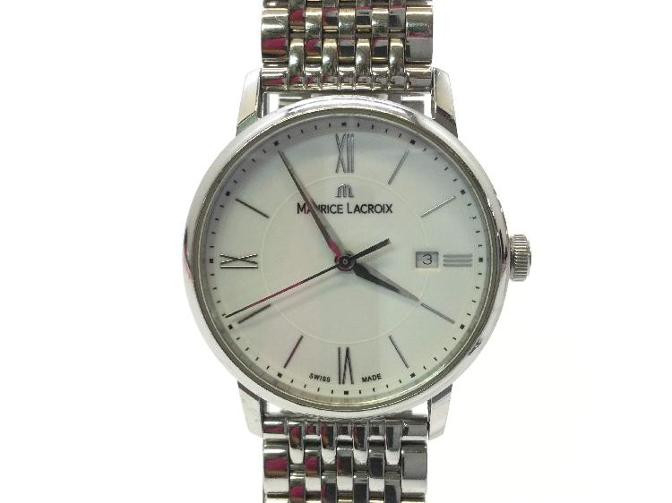 Reloj pulsera premium señora maurice lacroix eliros date