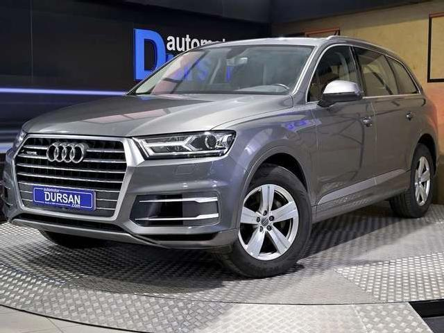 Audi q7 3.0tdi quattro tiptronic 200kw '16