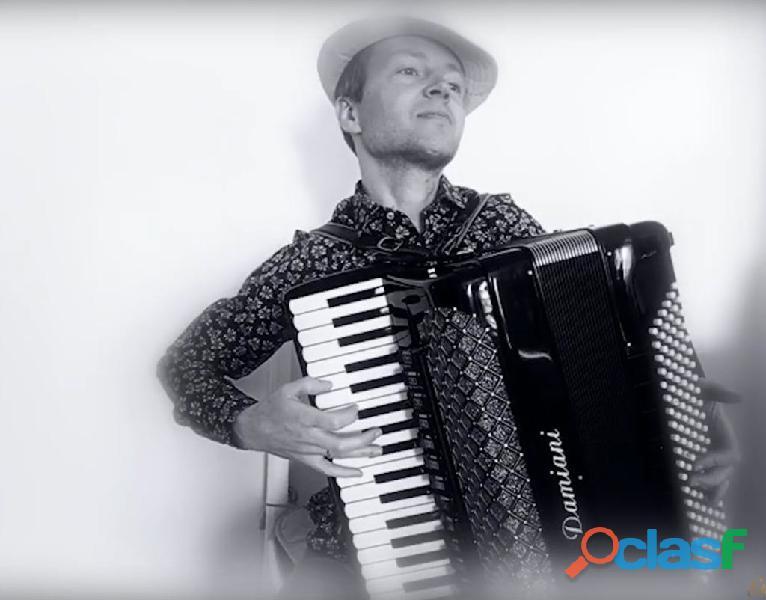 clases de acordeon presenciales y online
