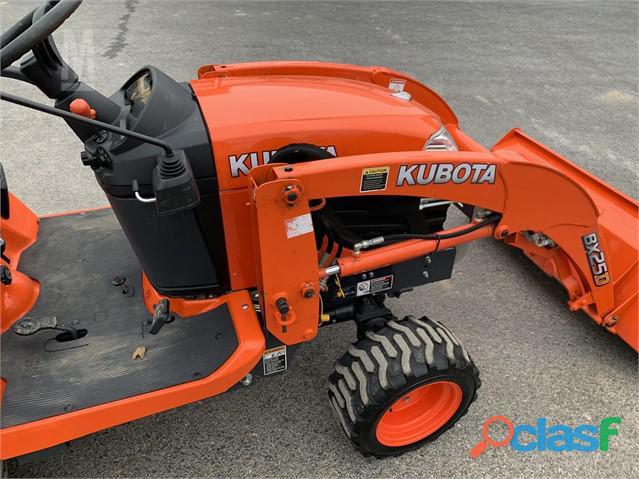 tractor Kubota BX25D Año 2000