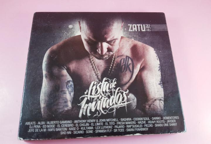 Accion sanchez & zatu rey lista de invitados - 2 cd album