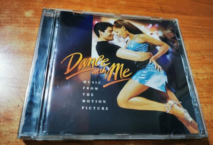 Dance with me banda sonora vanessa l. williams & chayanne
