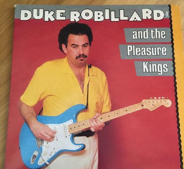 Duke robillard & pleasure kings lp **envio certificado