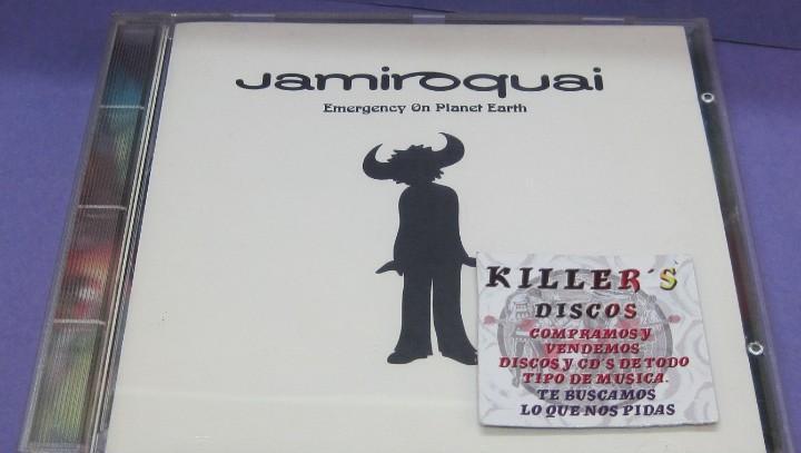 Jamiroquai - emergency on planet earth - cd