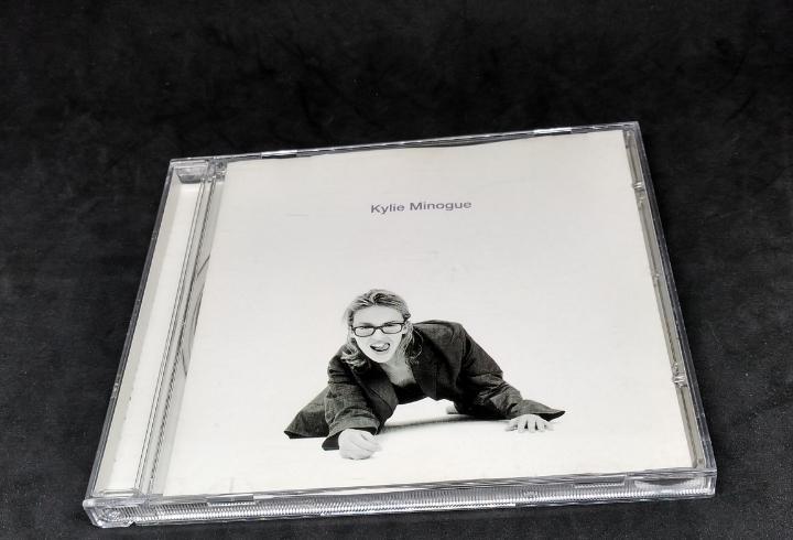 Kylie minogue - deconstruction - 2001 - cd - disco