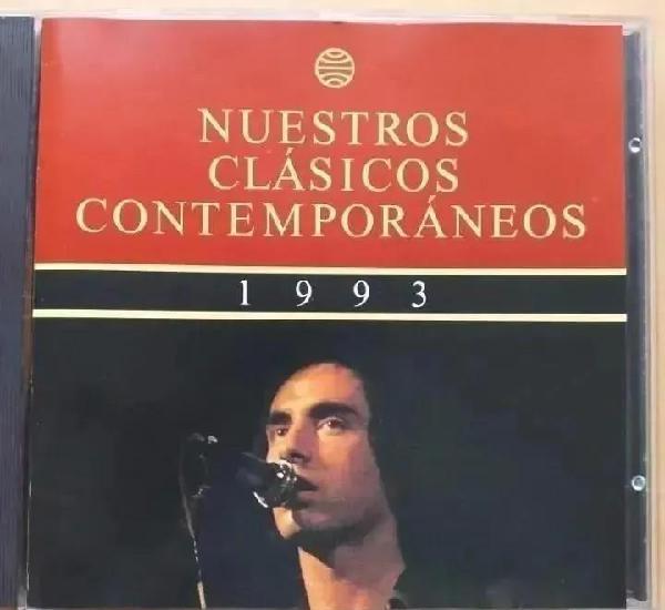 """Nuestros clasicos contemporaneos 1993 gregoriano """"per"""