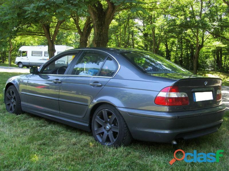 BMW 318 manual color gris