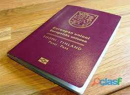 Purchase registered and unregistered passport of all countries