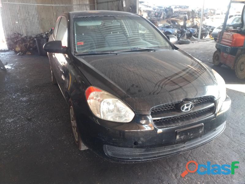 Despiece Hyundai Accent 2007 1.5Crdi