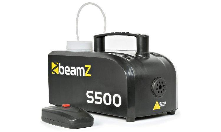 Efecto de humos beamz s500