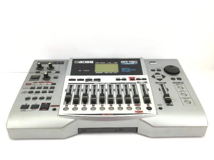 grabador digital boss br-1180