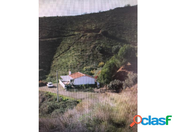 Venta de casa rural en la provincia de málaga