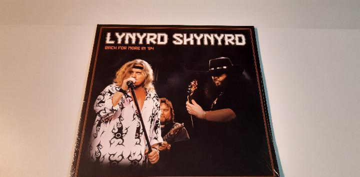 0921-lynyrd skynyrd - back for more in '94 - vinyl,2x lp,