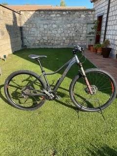 Bicicleta cube access wls sl 29''