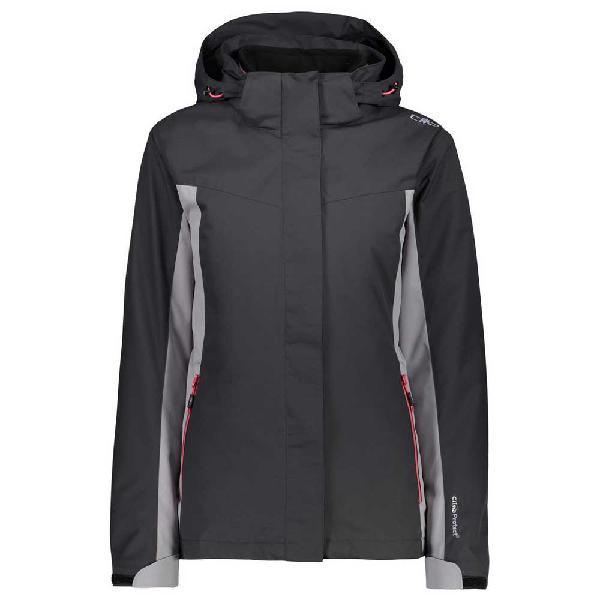 Cmp chaqueta 3 en 1 con forro polar interior desmontable