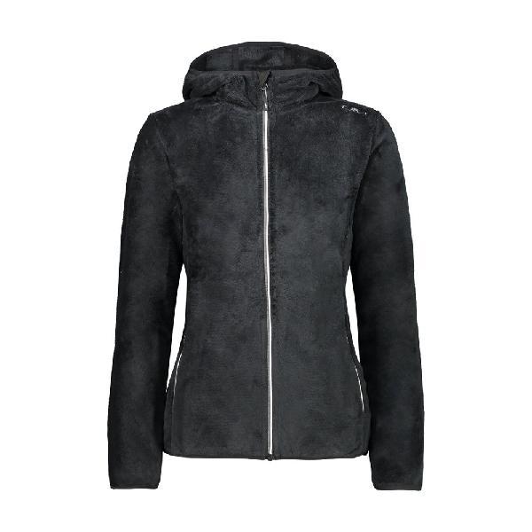 Cmp forro polar con capucha jacket