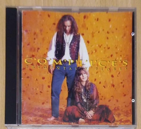 Complices (preguntas y flores) cd 1993