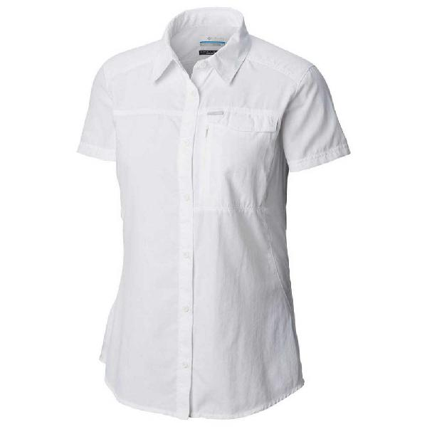 Columbia camisa manga corta silver ridge 2.0