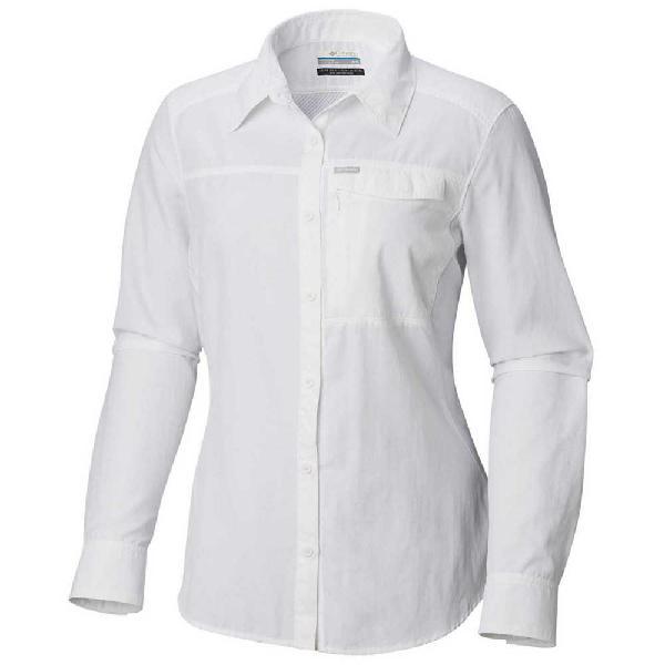 Columbia camisa manga larga silver ridge 2.0