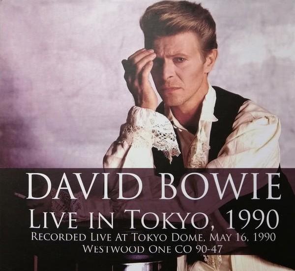 David bowie – live in tokyo, 1990 -2 lp-
