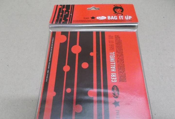 Geri halliwell (cd/sn) bag it up año 2000 – precintado