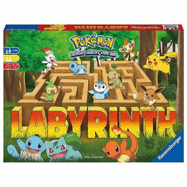 Ravensburger juego mesa pokemon laberinto