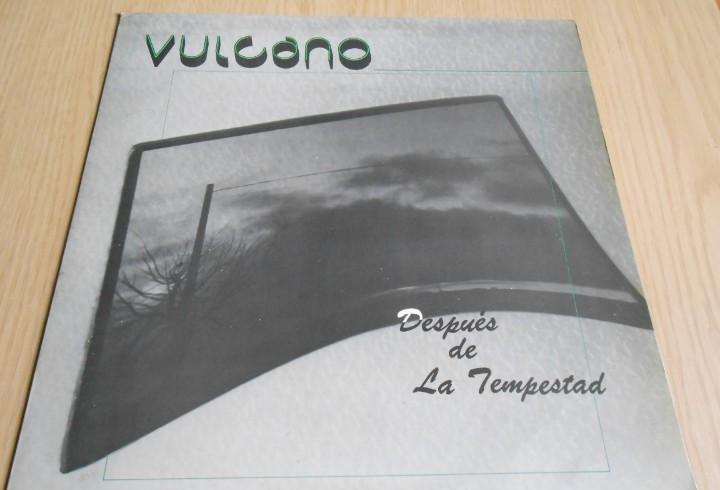 Vulcano - despues de la tempestad -, lp, despues de la
