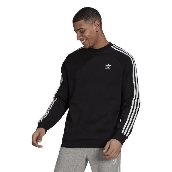 Adidas originals sudadera adicolor 3 stripes